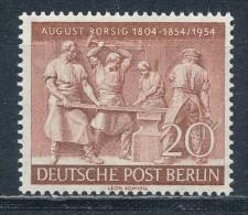 Berlin 125 ** Mi. 9,- - Berlin (West)