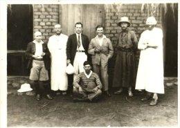 Old Picture - Not A Postcard - Size 12 Cm X 9 Cm - Belgisch-Kongo - Sonstige