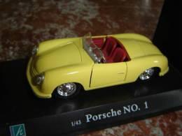 Porsche N°1 - Cararama (Oliex)