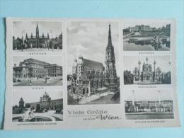 Viele Grube Aus WIEN - Vienne