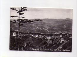 Cartolina Cassio (Parma) Strada Nazionale Della Cisa E Panorama 1965 - Parma