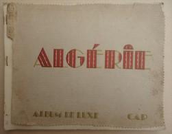ALGERIE - Album De Luxe CAP - 23 Vues - Algérie