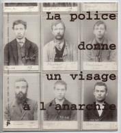 La Police Donne Un Visage à L´anarchie, Rhinocéros Féroce, Serge Plantureux 1998, Catalogue De Vente, Photos 1893 - 1894 - Geïdentificeerde Personen