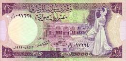 SYRIE   10 Syrian Pounds   Daté De 1991   Pick 101 E      *****  BILLET  NEUF ***** - Syrie