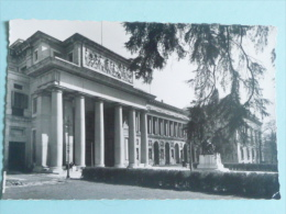 MADRID - Museo Del PRADO, Portada Principal - Madrid