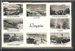 DISTRICT D´AIGLE /// LEYSIN - MULTIVUE - TB - VD Vaud