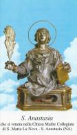 S. ANASTASIA V. E M. - S. ANASTASIA (NA) - Mm. 65X110 - M - PR - Religion & Esotericism