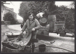 CPM 56 - LA TRINITE-LANGONNET - Rolland BOUEXEL - L'Aventure Carto - M. Jézéquel, Bouilleur De Cru - 1991 - Autres Communes