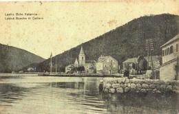 LASTVA BOKO KOTARSKA LASTVA BOCCHE DI CATTARO EN 1919 - Montenegro