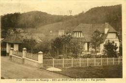 BEC DE MORTAGNE - Frankrijk