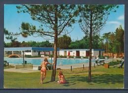 14-164 Cuxhaven Sahlenburg Schwimmbad Im Wernerwald (Normalformat) - Cuxhaven