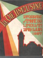 La Vie Limousine N° 26 DU 25/05/1927 2ème Grande Semaine Du Limousin 21 Mai Au 02 Juin 1927 - Limousin