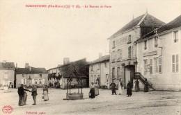 SOMMEVOIRE LE BUREAU DE POSTE BOULANGERIE CAFE EN 1917 - Sin Clasificación
