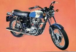 "CARTE POSTALE  MOTO   "" TRIUMPH  649 CM3   ""  ED MD  N° 6    CPSM  10X15 TTBE - Motociclismo"