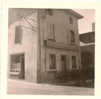 Ph.em@] RARE HOTEL RESTAURANT DECOUZON A  AUBUSSON D'AUVERGNE 63 PUY DE DÔME - Autres Communes