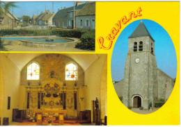 Carte Postale 45. Cravant  Trés Beau Plan - France