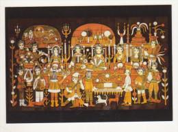 Céramiques De Dodik : Contes Et Légendes Des Pays Celtiques :le Banquet à La Cour De Roi Arthur - Arts
