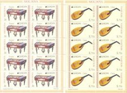 2014. Moldova, Europa 2014,  2 Sheetlets, Mint/** - 2014