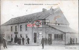 59 Wallers Morenrieux  Le Bureau De Douane Française  ( Attelage De Chien - Wallers Trélon ) RARE - Altri Comuni