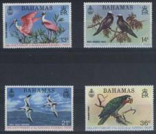 Bahamas Bahama's 1974 Yvertn° 350-53 *** MNH Cote 11 Euro Faune Oiseaux Vogels Birds - Bahamas (1973-...)
