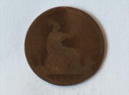 Grande-Bretagne 1 Penny 1873 - 1816-1901 : Frappes XIX° S.