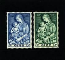 IRELAND/EIRE - 1954  MARIAN YEAR  SET  MINT NH - 1949-... Repubblica D'Irlanda