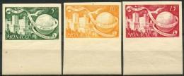 Monaco (1949) N 332 à 333 ** (Luxe) N.D