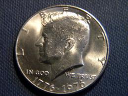 ETATS-UNIS -  1/2 DOLLAR  KENNEDY 1976. - Federal Issues