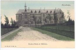 CPA MAREDSOUS - Ecole D'Arts Et Métiers - Belgique