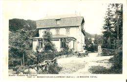 CP  38  MONESTIER -DE - CLERMONT    5587.10     Le   Modern  Hotel    Village  De  895  Habitants - Otros Municipios