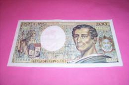 200 Fr   MONTESQUIEU  1992  G 135 - 200 F 1981-1994 ''Montesquieu''