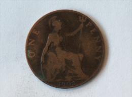 Grande-Bretagne 1 Penny 1903 - 1902-1971 : Monnaies Post-Victoriennes