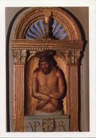 Gioia Del Colle - Santino Cartolina ECCE HOMO (G. Rocca, Altorilievo In Pietra, Sec. XVI) - G27 - Religione & Esoterismo