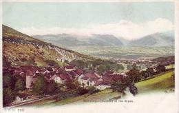 Monnetier  Et Les Alpes - France