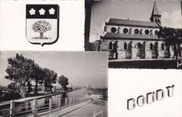 Bondy   L'église Le Canal - Bondy