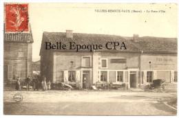 55 - VILLERS-BENOITE-VAUX - La Patte D'Oie +++ Phot. Marchal, Verdun +++ Vers Paris, 1907 +++ RARE / JAMAIS Sur Delcampe - France