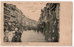 27 - CORMEILLES . RUE DE L´ABBAYE - Réf. N°1035 - - Frankreich