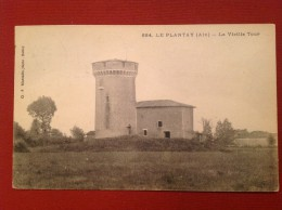 01 Ain LE PLANTAY 884 La Vieille Tour - France
