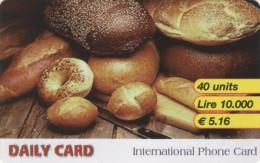 *ITALIA* -  Scheda Usata - Alimentazioni