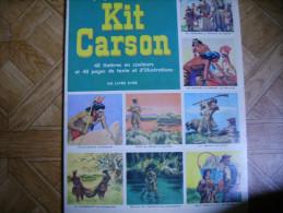L'encyclopédie Par Le Timbre - Kid Carson - Avec 12 Timbres Sur 48 Mais Cllés à La 1ere Page - Books, Magazines, Comics