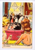 """Illustrateur Paul ORDNER  """"C´est Ton Mari Qui Flirte ? ..."""" - Ordner, P."""