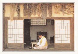 KOREA. Séoul. Un Herboriste Coréen.  -  Seoul. A Traditional Herbamist's House. - Corée Du Sud
