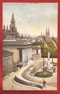 CEU-27 Wien Pranzensring  Parlament.  Gelaufen In 1910 Nach Schweiz - Autres