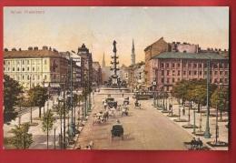 CEU-28 Wien Praterstern Kutsche.  Gelaufen Ohne Briefmarke - Prater