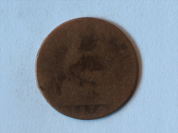 Grande-Bretagne 1/2 Half Penny 1874 - 1816-1901 : Frappes XIX° S.