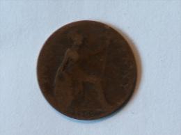 Grande-Bretagne 1/2 Half Penny 1902 - 1902-1971 : Monnaies Post-Victoriennes