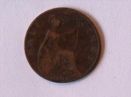 Grande-Bretagne 1/2 Half Penny 1903 - 1902-1971 : Monnaies Post-Victoriennes