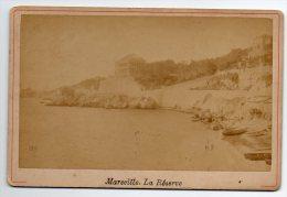 France Marseille La Reserve Vintage Original Cabinet Photo Fotographie Foto Cpa Ak (W3_3168) - Oud (voor 1900)