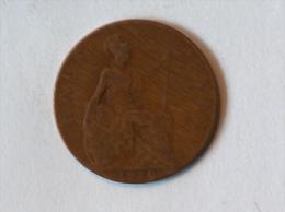 Grande-Bretagne 1/2 Half Penny 1920 - 1902-1971 : Monnaies Post-Victoriennes