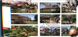 (DD 32) France - Chumieres Normandes - Bauernhöfe
